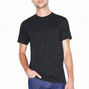 American Apparel - USA-Made Fine Jersey T-Shirt